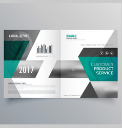 Professional business cover template design for vector