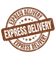 Express delivery vector