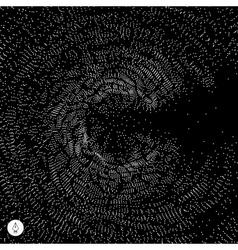 Cobweb Or Spider Web Network vector image