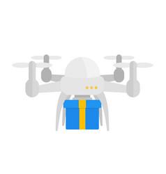 Drone delivery vector