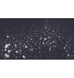 Magic glow and bokeh vector image vector image