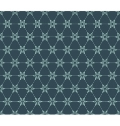 Snowflakes seamless pattern eps 10 vector