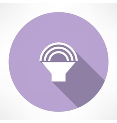 Speaker Volume icon vector image vector image