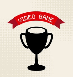 video gamers vector image vector image