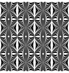 Design seamless geometric decorative pattern vector