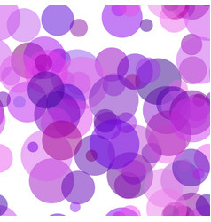 repeating dot background pattern - design from vector image vector image