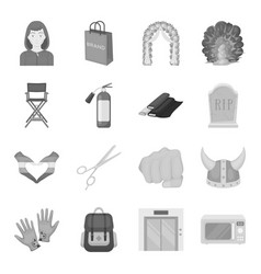 Wedding atelier shopping and other web icon in vector