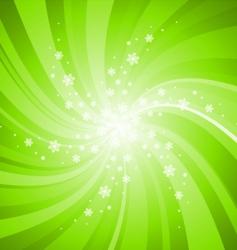spiral background vector image