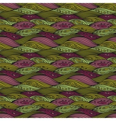 Dusty Textile Pattern vector image