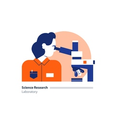 Science 2 vector image