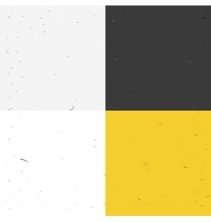 set of a grunge backgrounds with little vector image
