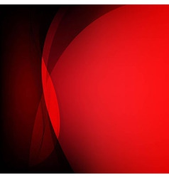 Dark Red Background vector image