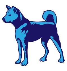 Dogblue vector