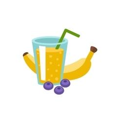 Fresh drink vector image