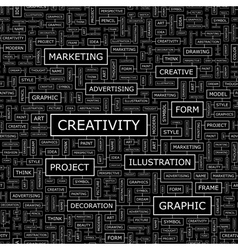 Creativity vector