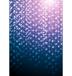 Purple blue abstract sparkling background vector