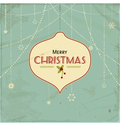 Vintage christmas background2 vector