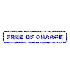 Free of charge rubber stamp vector