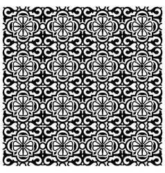 Pattern design vector image
