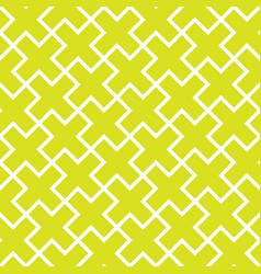 Abstract seamless pattern background mosaic of vector
