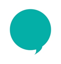 Conversation bubbles icon vector