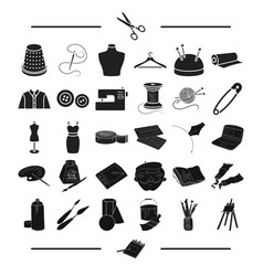 Accessories atelier repair and other web icon in vector