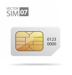 SimCard01 vector image