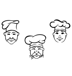 Cookers anf chefs vector