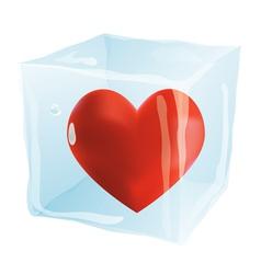 Frozen heart vector