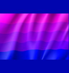 Transgender flag movement lgbt vector