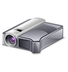 Video projector vector