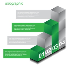 Infographic design templates vector