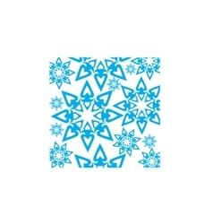 Logo cold vector
