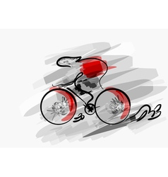 Abstract cycling vector