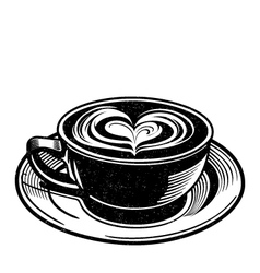 Chai Latte vector image