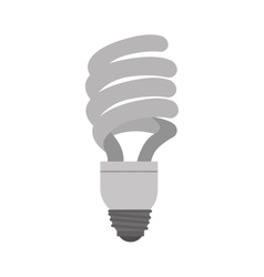 bulb efficient economy vector image