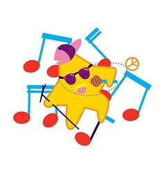 Star singer vector