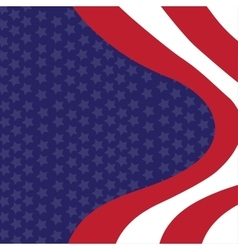 background of Independence day vector image
