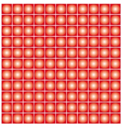 Red dot background vector