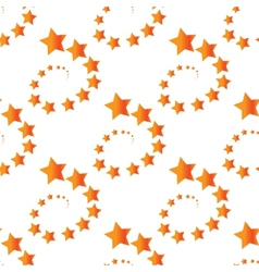 Star turn pattern vector