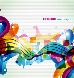 Colorful celebration vector
