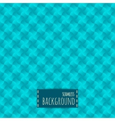 Blue seamless background vector image