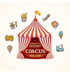 Circus Concept vector image