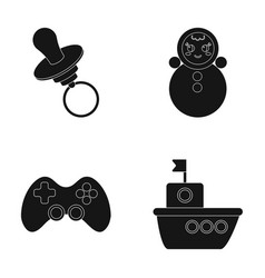 Nipple doll tumbler joystick shiptoys set vector