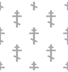 New orthodoxy seamless pattern vector