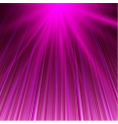 Magic abstract background in pink color vector