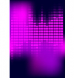 Abstract background equalizer vector