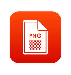 File png icon digital red vector
