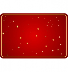 Christmas abstract vector