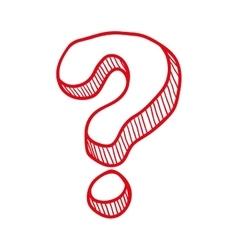 Question mark icon doubt design graphic vector